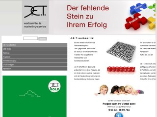 J.E.T. werbemittel & marketing-service